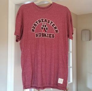 Northeastern Huskies Shirt